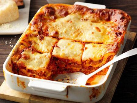 Lasagna Gallo Family Comanda mancare